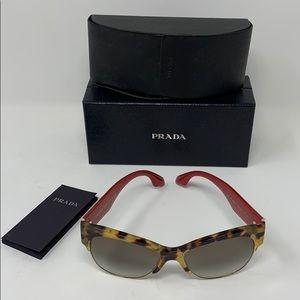 Prada Sunglasses in Case and Box